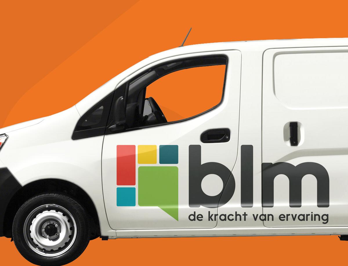 Branding BLM Genk