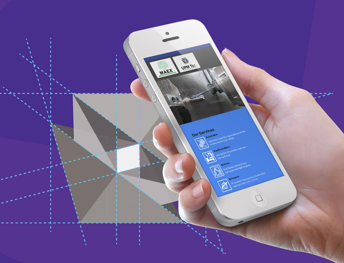 Webbuilding mobile