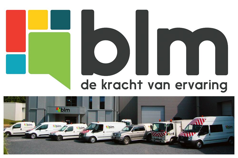 ONTWERP logo BLM Genk